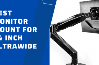 Best monitor mount for 34 inch ultrawide