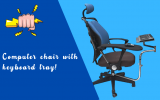 Best computer chair with keyboard tray   keyboard stand for chair of 2021