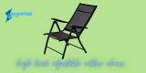 Top 5 best high back adjustable outdoor chairs of 2021