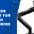 Best armless office chairs with lumbar support in 2021 (Top 5 pick)