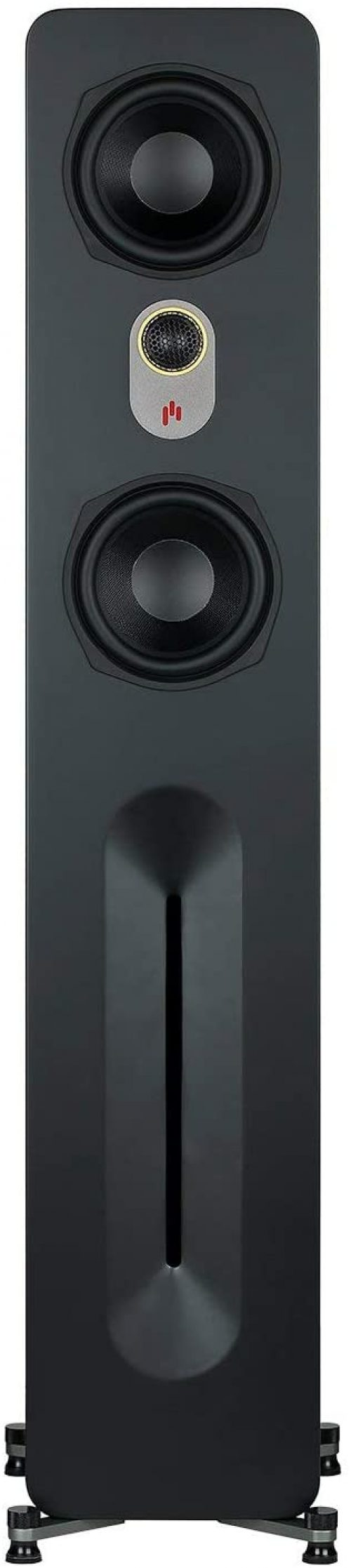 Clean and powerful bass floor standing speaker by Aperion