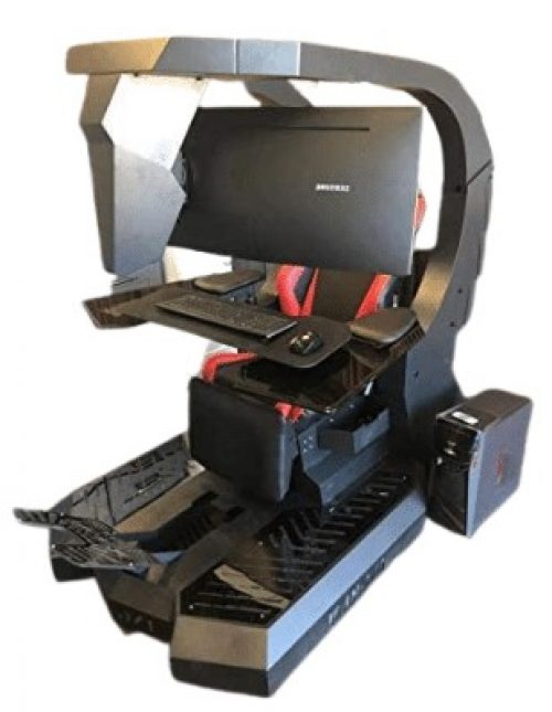 Imperator Works Gaming Chair, Computer Chair, Workstation by IWJ20
