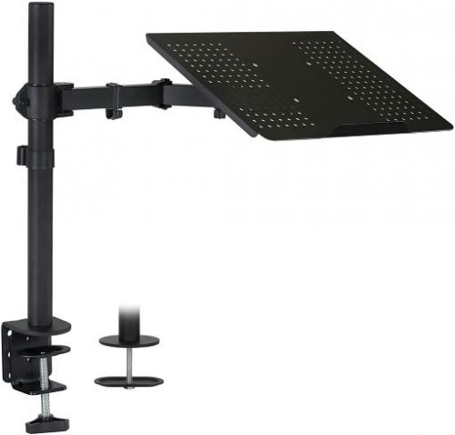 Articulating Vented Laptop or keyboard Tray Mount
