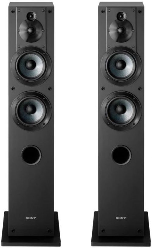 Sony 4-Driver Floor-Standing Speakers for Home Theatre