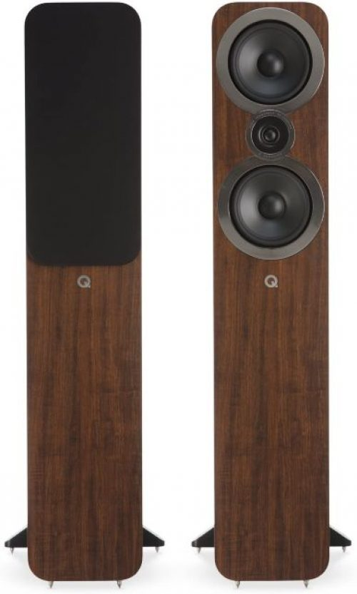 Wide and even dispersion of stereo by Q Acoustics 3050i